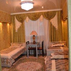 Мини-отель Выставка Москва комната для гостей фото 5