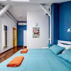 Park Plus Hostel Львов комната для гостей фото 5