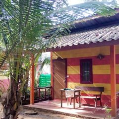Отель Funky Fish Bungalows Таиланд, Ланта - отзывы, цены и фото номеров - забронировать отель Funky Fish Bungalows онлайн балкон