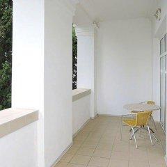 Гостиница Вилла Слава балкон