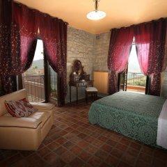Отель La Foresteria Di San Leo Тито комната для гостей фото 5