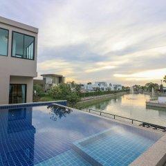 Отель Villa Ozone Pattaya бассейн фото 2