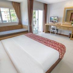 Отель Sungthong Kamala Phuket комната для гостей фото 5