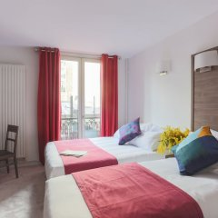 Отель Hôtel Hector Париж комната для гостей фото 4