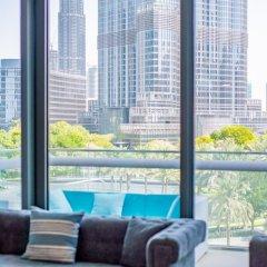Отель Bravoway Burj Vista 1 in Downtown Dubai интерьер отеля фото 2