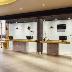 Отель Ibis Madrid Aeropuerto Barajas Мадрид интерьер отеля фото 3