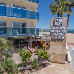 Отель Golden Donaire Beach пляж