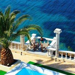 Отель Mistral Греция, Эгина - отзывы, цены и фото номеров - забронировать отель Mistral онлайн бассейн