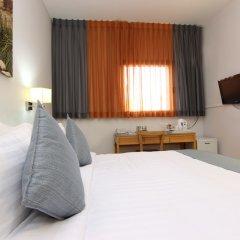 Отель Gilgal Тель-Авив сейф в номере