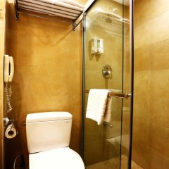 Shenzhen Sichuan Hotel Шэньчжэнь ванная