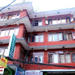 Отель Chillout Resort Непал, Катманду - отзывы, цены и фото номеров - забронировать отель Chillout Resort онлайн вид на фасад