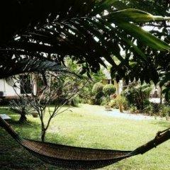 Отель tropical heaven's garden samui спортивное сооружение