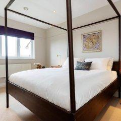 Отель Crouch End Family Home Великобритания, Лондон - отзывы, цены и фото номеров - забронировать отель Crouch End Family Home онлайн комната для гостей фото 4