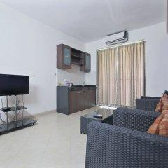 Отель OYO 3305 Royale Assagao Гоа комната для гостей фото 2