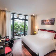 Отель Belle Maison Hadana Hoi An Resort & Spa - managed by H&K Hospitality. комната для гостей