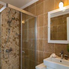 Villa Tizia by Akdenizvillam Турция, Калкан - отзывы, цены и фото номеров - забронировать отель Villa Tizia by Akdenizvillam онлайн ванная