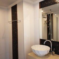 Отель Amazon Condo & Water Park Pattaya Паттайя ванная