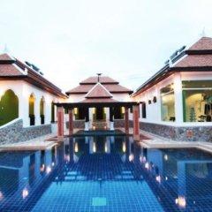 Отель Mandawee Resort & Spa с домашними животными