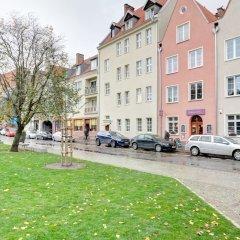 Апартаменты Dom & House - Apartments Downtown Gdansk парковка
