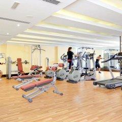Отель Copthorne Hotel Sharjah ОАЭ, Шарджа - отзывы, цены и фото номеров - забронировать отель Copthorne Hotel Sharjah онлайн фитнесс-зал фото 3