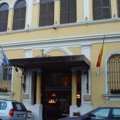 Отель Siviglia Италия, Рим - 1 отзыв об отеле, цены и фото номеров - забронировать отель Siviglia онлайн парковка