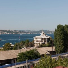 Golden Horn Istanbul Hotel Турция, Стамбул - 1 отзыв об отеле, цены и фото номеров - забронировать отель Golden Horn Istanbul Hotel онлайн балкон