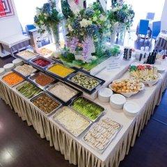 Отель Mioni Royal San Италия, Монтегротто-Терме - отзывы, цены и фото номеров - забронировать отель Mioni Royal San онлайн питание