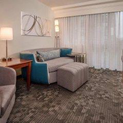 Отель Courtyard Arlington Rosslyn комната для гостей фото 4