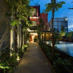 Отель Golden Temple Villa бассейн фото 3