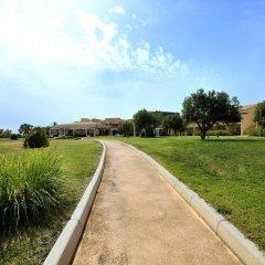 Отель Falconara Charming House & Resort Бутера приотельная территория