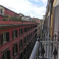 Hotel d'Inghilterra Roma - Starhotels Collezione балкон