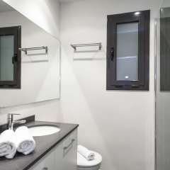 Апартаменты DingDong Fira Apartments ванная фото 2