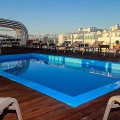 Hotel Baia De Monte Gordo бассейн фото 2