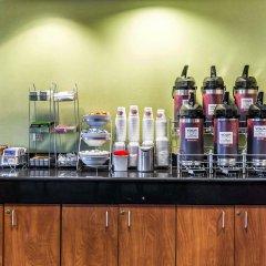 Отель Comfort Suites Manassas Battlefield Park гостиничный бар