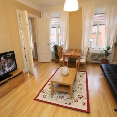 Апартаменты Central Stockholm Apartments Sodermalm Стокгольм комната для гостей фото 3