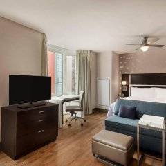 Отель Homewood Suites Midtown Manhattan Times Square South комната для гостей фото 3
