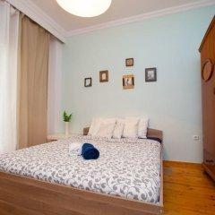 Отель Houseloft Ideal Hagia Sofia Греция, Салоники - отзывы, цены и фото номеров - забронировать отель Houseloft Ideal Hagia Sofia онлайн комната для гостей фото 4