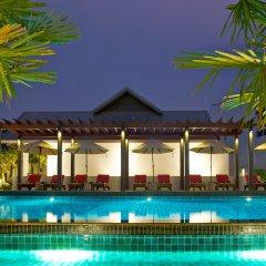 Отель Long Beach Luxury Villas бассейн фото 2