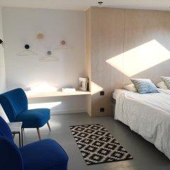 Отель B&B Caravan'Sérail Бельгия, Брюссель - отзывы, цены и фото номеров - забронировать отель B&B Caravan'Sérail онлайн комната для гостей фото 2