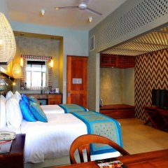 Отель Cinnamon Bey Beruwala Шри-Ланка, Берувела - 1 отзыв об отеле, цены и фото номеров - забронировать отель Cinnamon Bey Beruwala онлайн комната для гостей фото 4