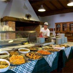Отель Flaminio Village Bungalow Park питание
