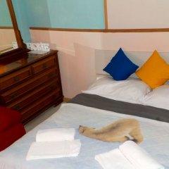 Отель Tourist House Италия, Остия-Антика - отзывы, цены и фото номеров - забронировать отель Tourist House онлайн комната для гостей фото 3