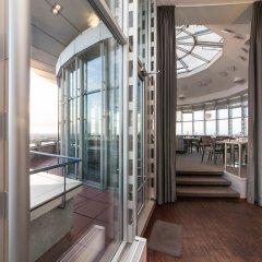 Отель Select Hotel Spiegelturm Berlin Германия, Берлин - 1 отзыв об отеле, цены и фото номеров - забронировать отель Select Hotel Spiegelturm Berlin онлайн фитнесс-зал фото 3