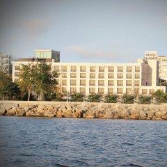 Hotel Suadiye пляж