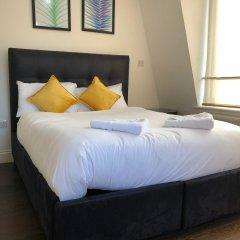 Апартаменты Hans road Apartment Лондон комната для гостей фото 2