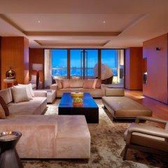 Отель Hyatt Regency Tianjin East комната для гостей фото 5
