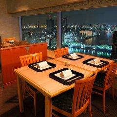 Отель Ginza Creston Токио питание фото 2