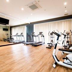 Отель Prima Villa Hotel Таиланд, Паттайя - 11 отзывов об отеле, цены и фото номеров - забронировать отель Prima Villa Hotel онлайн фитнесс-зал