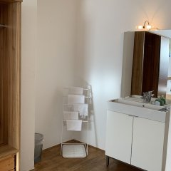 Отель Pension Belo Sono Германия, Мюнхен - отзывы, цены и фото номеров - забронировать отель Pension Belo Sono онлайн ванная фото 2