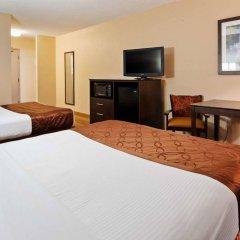 Отель Quality Inn США, Радфорд - отзывы, цены и фото номеров - забронировать отель Quality Inn онлайн удобства в номере фото 2
